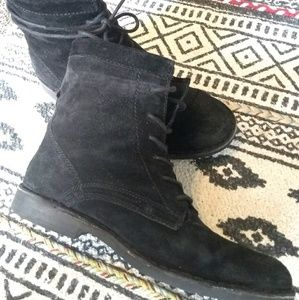 naughty monkey Shoes - ⚡SALE!⚡Naughty Monkey⚫Lace-up boots